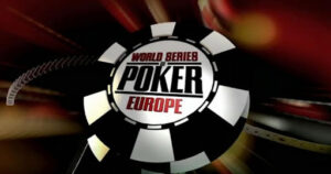 2021 World Series Of Poker Europe Schedule Released